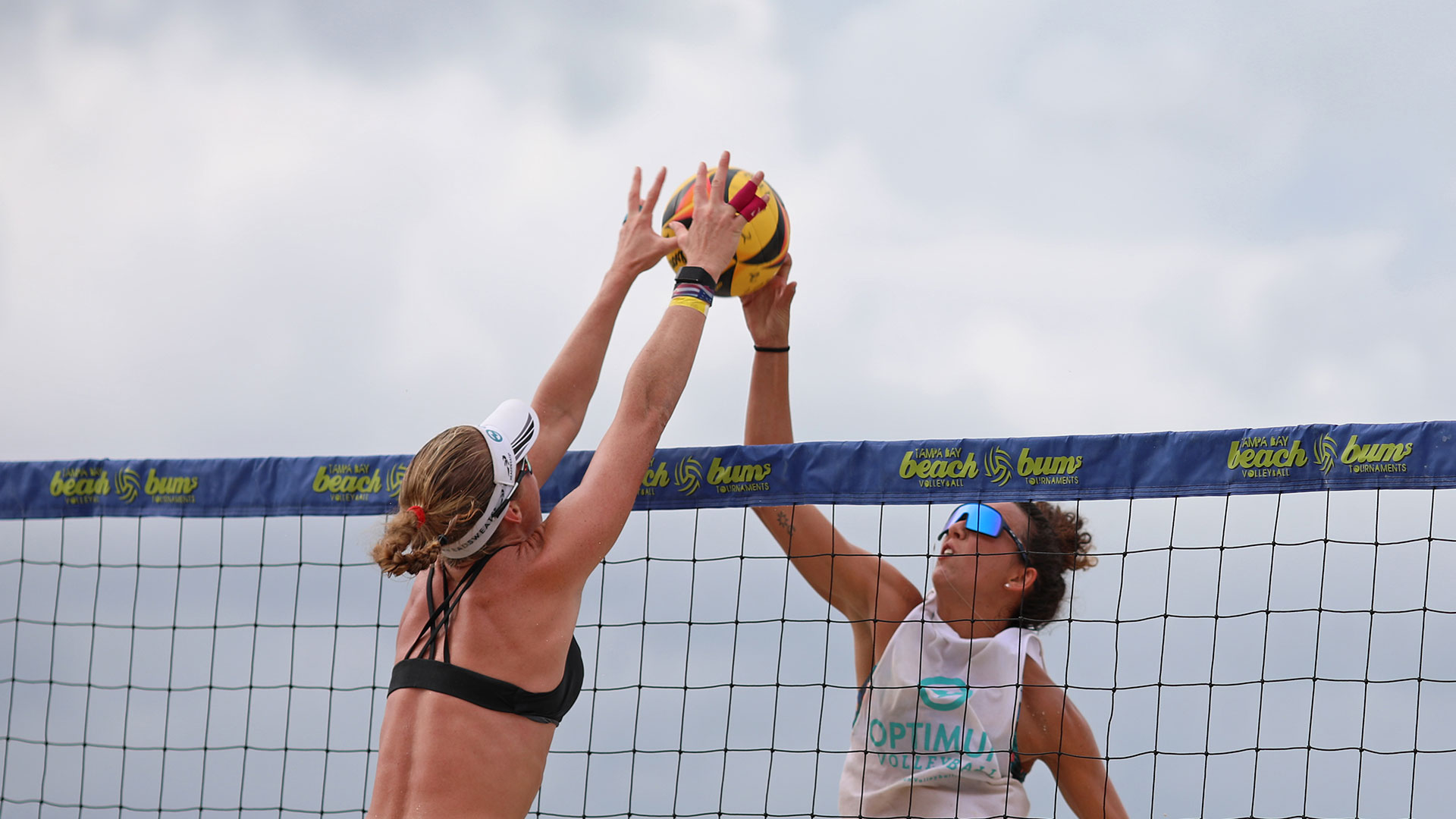 Professional & Adult Beach Volleyball Training - Optimum Beach, Florida
